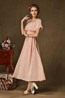 2014 Good Quality Hot Summer women clothing casual plus size dresses Slim European style Cape dress short sleeve temperament XL