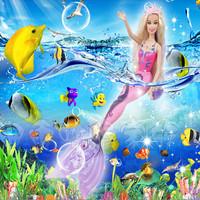 HWP Mermaid Doll 40cm Fashion Doll Girl Birthday Present  Dolls & Accessories Dolls