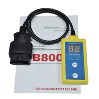 Sale B800 Airbag SRS Reset Scanner OBD Diagnostic Tool  Car Vehicle Airbag Car Electronic Repair Tool Car Code Reader