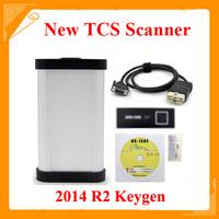 2014 New black TCS pro plus 2013.R3+keygen Compact Diagnostic tool factory direct selling