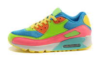 2014 Men And Women Running Shoes High Quality Running Sneakers Sports Shoes Colour Shoes