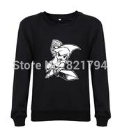 2014 New arrival men sweatshirt Legend of Zelda The Windwaker Charging Link sweatshirts fashion design printing100% cotton