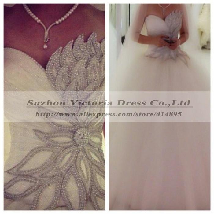 Свадебное платье Victoria Dresses Bling Vestido Noiva Mariage Vestido Casamento Wedding Dresses свадебное платье vestidos vestido noiva 2015a dresse ruched wedding dress