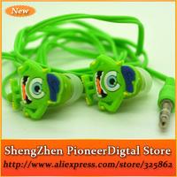New Stereo Cartoon Earphone Headphone Headset In Ear Piston Earphones Headphones For iPhone Xiaomi MP3 MP4