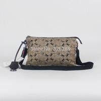 Free shipping 2014 kip new arrive fashion women messenger bag  famous brand bag 15155