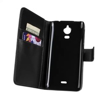 Stand Wallet Leather Case for Wiko Wax 1PCS Free Shipping
