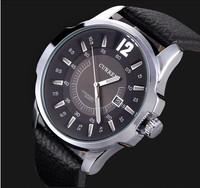 New Brand Curren Military Watches Luxury Black Date Full Steel Sports Quartz Wristwatch Fashion Digital Casual Style Watch
