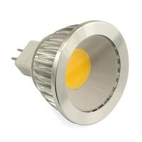MR16 LED Lamps 3W Watt High Power Epistar COB DC 12V White 6000K Led