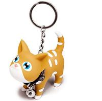 Doll key ring small cat kate cat keychain lovers key