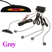 Free shipping high quality LED little run freely car parking sensor system