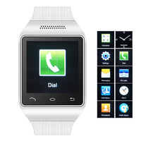 New Arrival S18 Smart Watch 1.54 inch Capacitive Touch Screen Bluetooth GSM SmartWatch Mobile Phones MP3 FM Radio Fashion