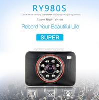 "Promotion 2014 New  2.7 "" FHD1080P Car Blackbox  Novatek 96650 Car Camera Video Recorder DVR G-sensor HDMI Camcorder"