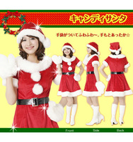 2014 New Christmas Costume / DS costumes / Christmas essential clothing free shipping