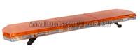 22*LIN-4 1W LED module, TBD-GA-10426K Amber LED Lightbar, 18 flash pattern, waterproof, for ambulance/fire truck/police vehicle