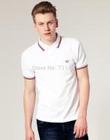 Christmas gift 2014 S-XXXL Fashion Men's T-shirt Cotton Tops Tees Short Sleeve  PerryT Shirt Men Summer Clothing New item