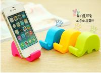 Fresh and lovely animal bedside phone holder Meng version multifunction ipad holder