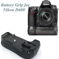 Vertical Battery Grip Holder For Nikon D600 DSLR Camera EN-EL15 as MB-D14 Hot Sale Free Shipping