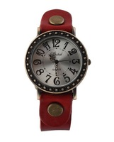 1pcs Watch restoring ancient ways Fashionable Quartz Wrist Watch women's watch Archaize watch free shipping
