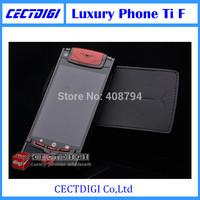 New arrival  Luxury phone Ti F android  smart phone VIP luxury phone  Multi language 5mp camera 8G ROM  Ti constellation