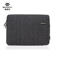 Soft Polyester Sleeve For Macbook Air With Elegant Design Laptop Computer Bag Anti-dust Case For Macbook Air 11 13 15 Inch