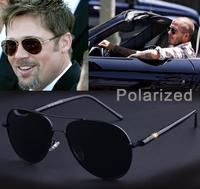 Free shipping Fashion Men's Polarized Sunglasses mirror Goggles Sport Oculos Multicolor Polaroid Driving Aviator Gafas G209