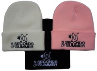 2015 FREE SHIPPING new Beanie SOS 5 seconds of sunmmer hat ,wool winter knitted caps and hats for man and women
