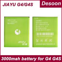 Ship from Russia original G4 battery 3000mAh battery for Jiayu G4 G4c G4s in stock jiayu G4 battery Free shipping