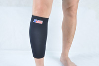 Free Shipping Protector Leg Shin Brace Calf Support Compression Guard Sleeve Wrap Elastic [TY102]