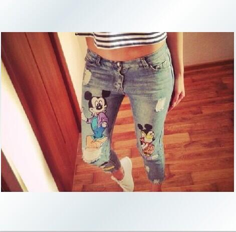 Женские джинсы Other