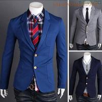 New arrival men suit blazer men coat New England winter hot models casual jacket men's suits free shipping