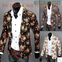 New arrival men suit blazer men coat new winter hot models sportsman essential men's casual fashion suits free shipping