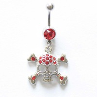 2014 fashion stainless steel piercing navel Ring belly button rings body piercing free shipping
