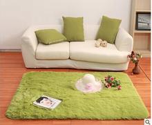 thicken & SHAGGY super soft carpet tapete rug / area rug / slip-resistant door mat kids rug for living room(China (Mainland))