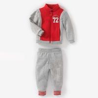 2014 new arrive brand ad boys set long sleeves autumn clothes children boys digital sport set children clothing set 5sets/lot