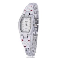 New Drop Shipping Watches Women Girls Wholesale Fashion Famous Brand Red Heart Watch Bracelet