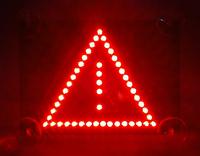 2014 Hot high quality Car styling Single Row third brake light LED light effectively prevent rear-end parking Light