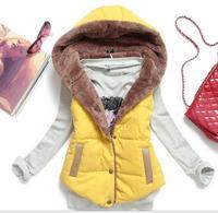 2014 New Blazer Women Fashion Women's Spring Slim Short Design Turn-down Collar Blazer Grey Short Coat Jackets for women