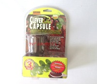 Details about  Clever Coffee Capsule 3pack Reusable K-Cup Stainless Basket Filter ID:2014090401