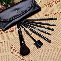 7pcs Professional Portable makeup brushes make up brushes Cosmetic Brushes