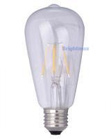 220V 4W LED bulb E27 antique edison bulb LED edison bulb ST64