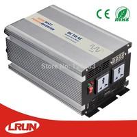 DC12V to AC220V Modified sine wave power inverter 3000W peak power 6000W LED display