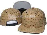 New 2014 Baseball Hats  Brand PU Snapback Caps Men Tennis Sun Cap Sport Hip-Hop Hat PU cap Sreet Cool Caps Best Quality