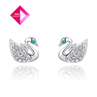 D&Z fashion new arrival,Exquisite Austrian crystal diamond earrings,Chrismas /Birthday gift  Earring series