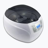Household glasses/eyeglasses/contact lens ultrasonic bath/ultrasound cleaner free shipping