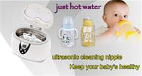 baby bottle washer digital ultrasonic cleaner price,JP-3800S,600ml