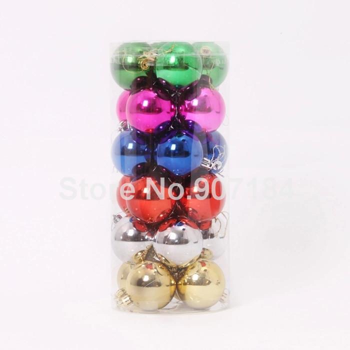 Colored Plastic Balls