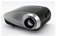 Special Offer!!!  LCD Home Cinema Theater Multimedia Projector HD 1080P USB HDMI VGA TV PC AV H60 Free Shipping