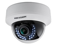 Hikvision Turbo Camera HDTVI DS-2CE56D5T-VFIR,indoor HD1080P,Vandal Proof IR Dome Camera,vari-focal,Up the Coax by coaxial cable