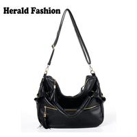 New Arrival Leather Tassel Fringe Bag For Women Tote Handbag Single Shoulder Bag Fashion Casual Desigual Bolsas Femininas