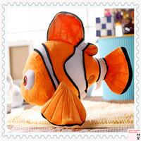 big size 40cm New Arrival plush toys,Fashion Plush Toys Nemo Clownfish Plush Doll,Christmas Gifts,Stuffed Animals & Plush